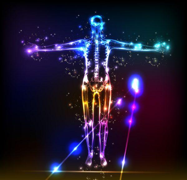 Der gläserne Körper | Mit einer schamanischen Reise löst Silvia Walz Disharmonien in Ihrem Körper und unterstützt die Auflösung von Beschwerden